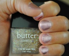 Butter London – My New Faves