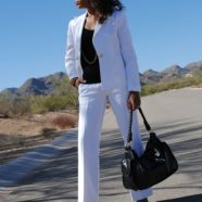 The White Suit