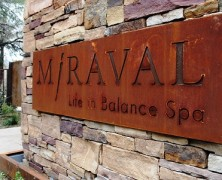 Miraval Resort & Spa, Part I