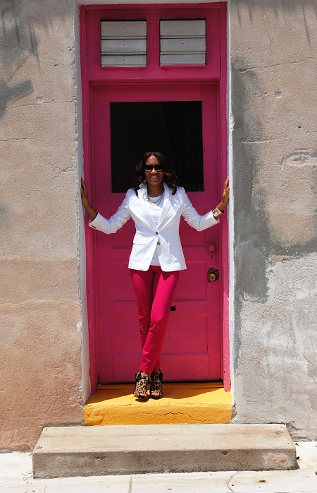 Pink Door 083